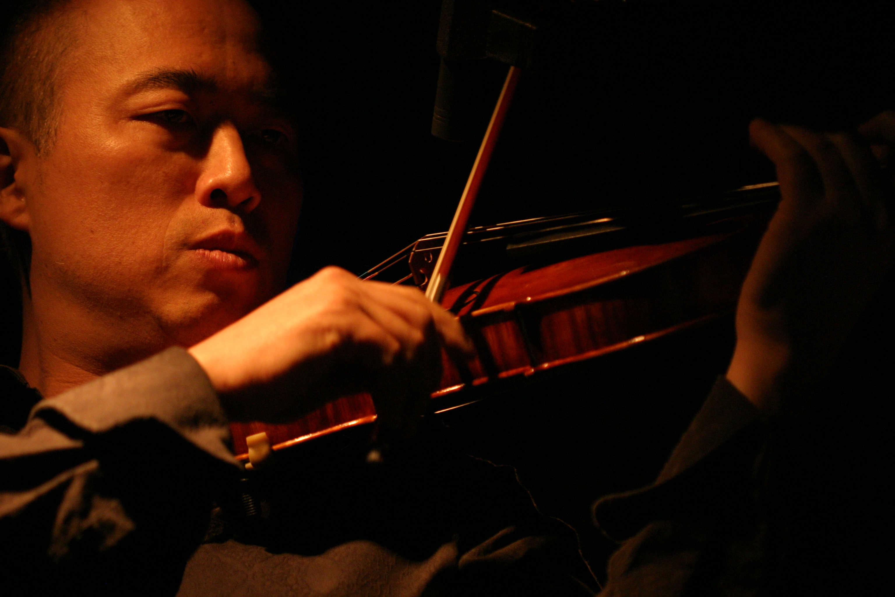 Soup & Sound – Jason Kao Hwang SING HOUSE CD release  + Hank Roberts/Andrew Drury Duo