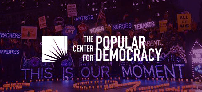 Civic Engagement Series Center for Popular Democracy: On Policing, Incarceration and Racial Equity