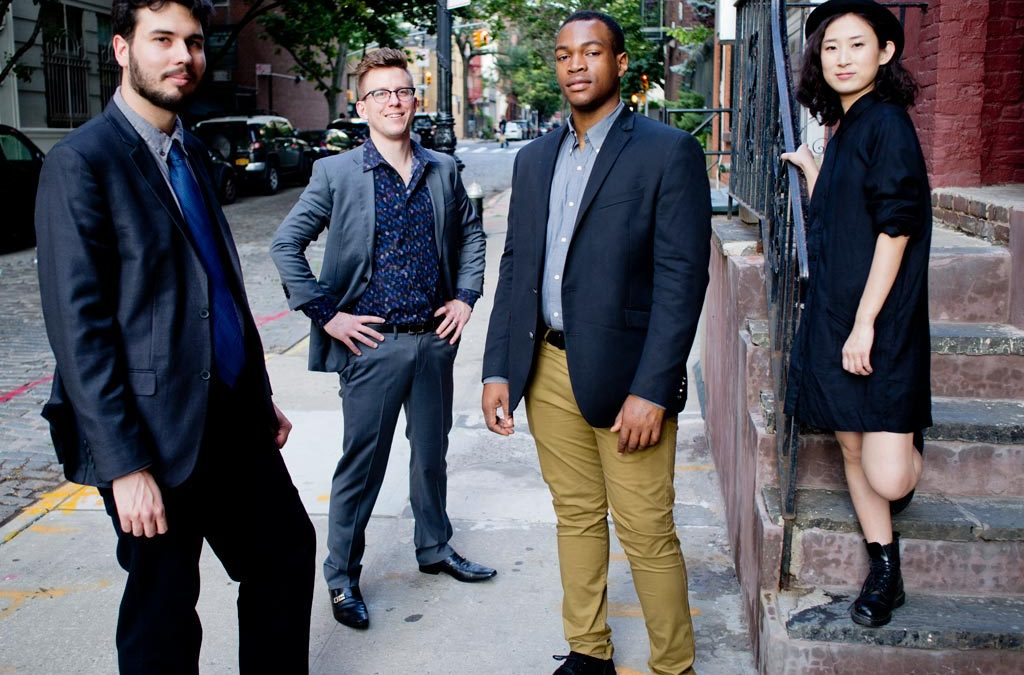 The Jazz Thieves on November 14, 8-10pm at Erv's on Beekman